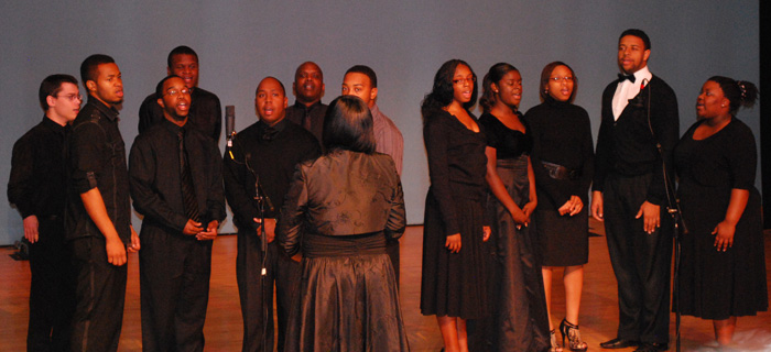 Southern Union State Community College - Gospel Choir