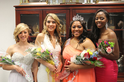 Southern Union State Community College Homecoming Court